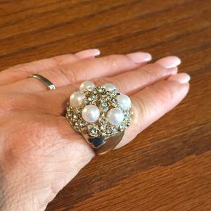 Jewelry - Statement cocktail ring